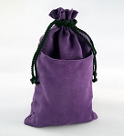 Devine Drawstring Toy Pouch