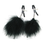 S&M Feathered Nipple Clamps