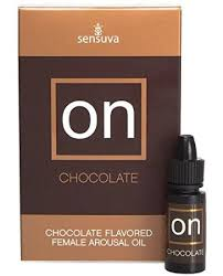 ON Chocolate Natural Arousal Oil
