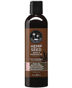 Hemp Seed Massage Oil