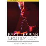 Best Lesbian Erotica OF The Year Vol 3