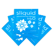 Sliquid Natural H2O Pillow Packs